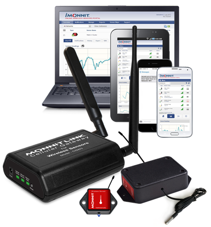 Monnit Wireless Sensor Products