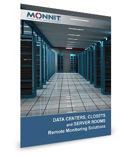 Smart Monitoring Systems for Data Centers, Closets and Server Rooms