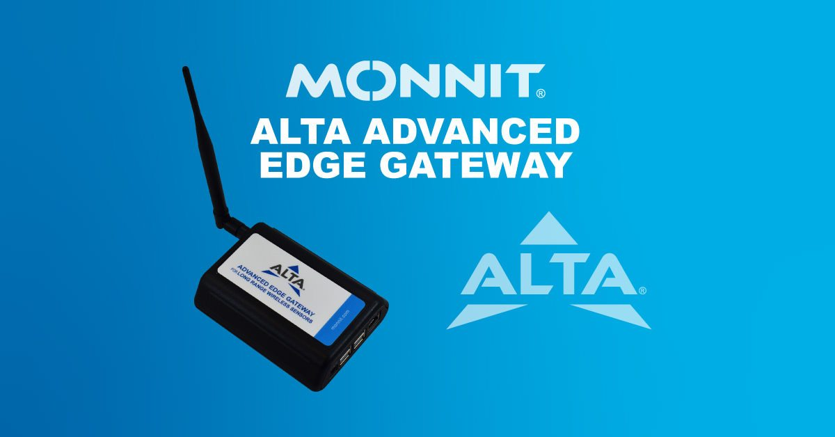 Monnit's New Edge Gateway Elevates Sensor-to-Server IoT Security