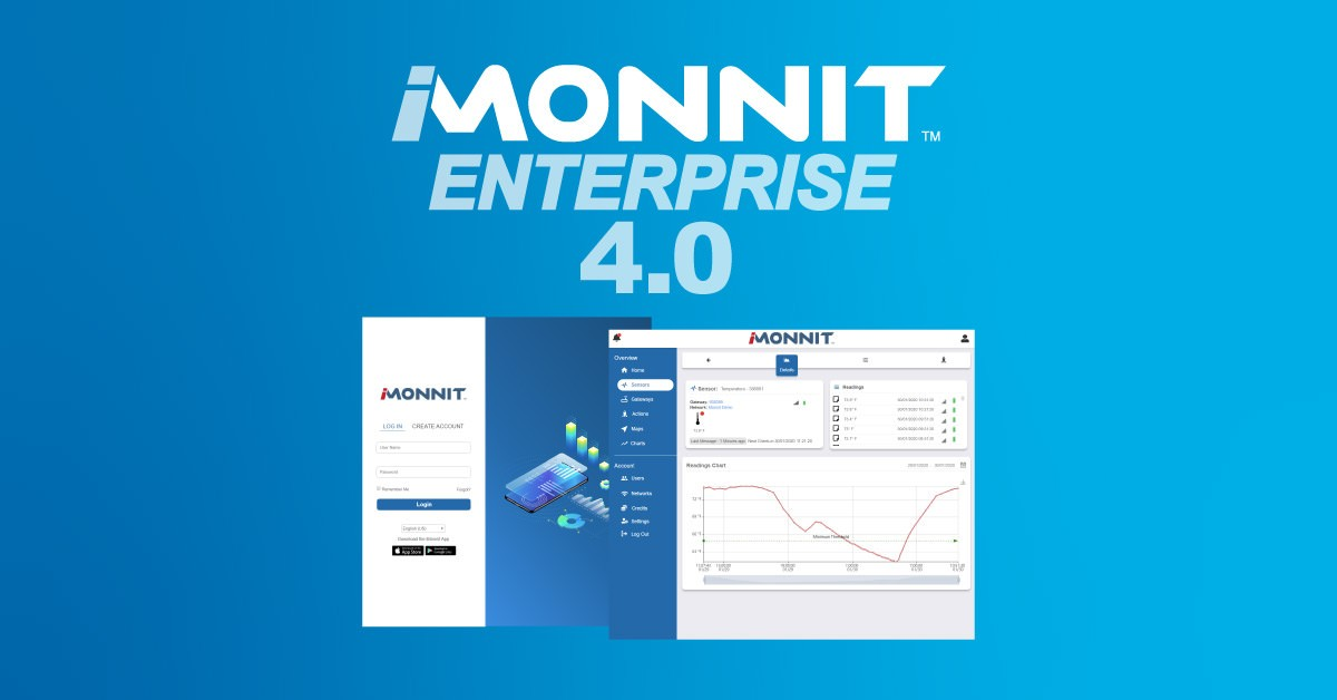 Monnit Releases All-New Enterprise IoT Software