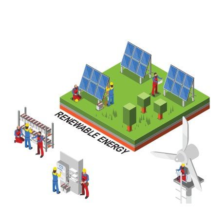 renewable energy monitoring