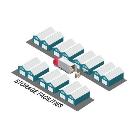 storage facility monitoring