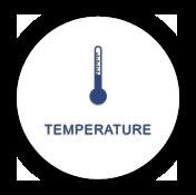 K9 Temperature Monitoring