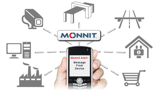 Monnit Wireless Sensor Solutions for M2M