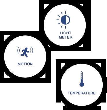 Art Gallery Environmental Sensors
