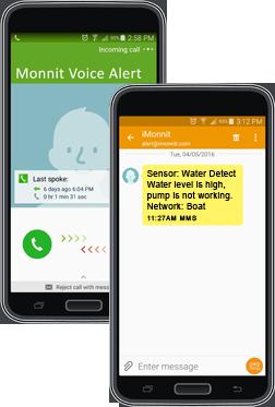 boat monitoring alerts