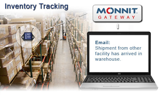 Monnit Wireless Sensor Solutions for Inventory Tracking