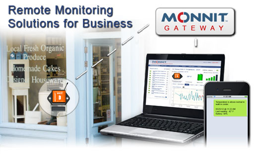 Remote Monitoring Solutions for Business