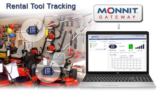Monnit Wireless Sensor Solutions to Track Rental Equipment