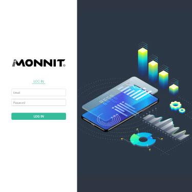 iMonnit Express 4.0 login screen