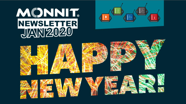 Monnit Monthly Newsletter - January 2020