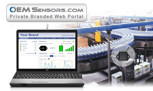 Monnit OEM Sensors Solutions for Production and Manufacturing Monitoring