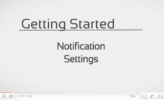 Configuring Notification Settings in iMonnit