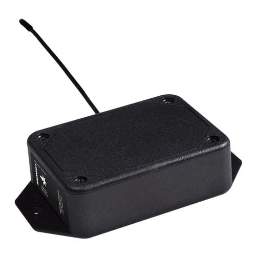 Wireless Accelerometer - Impact Detect - Commercial AA Battery Powered