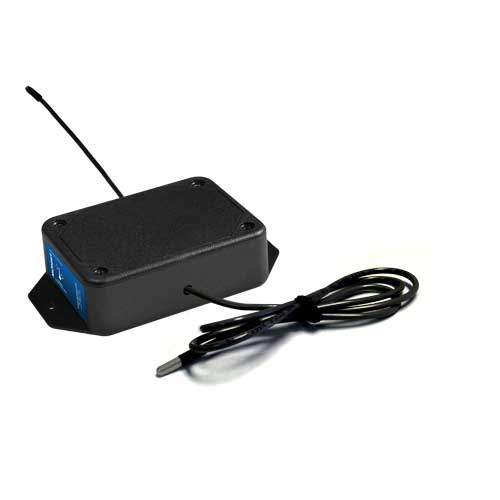 Monnit Wireless Water Temperature Sensor - Commercial AA Battery Powered