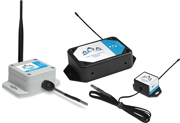 ALTA Wireless Sensors