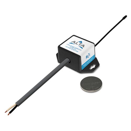 ALTA Wireless Voltage Detection - 500 VAC - Coin Cell Powered