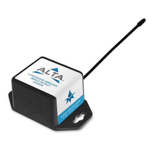 ALTA Wireless Accelerometer - Impact Detect - Commercial Coin Cell Powered