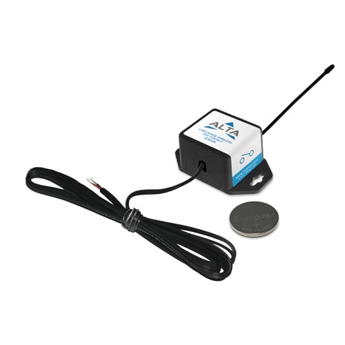 ALTA Wireless Dry Contact Sensor - Coin Cell Powered