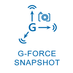 ALTA Accelerometer - G-Force Snapshot Sensor