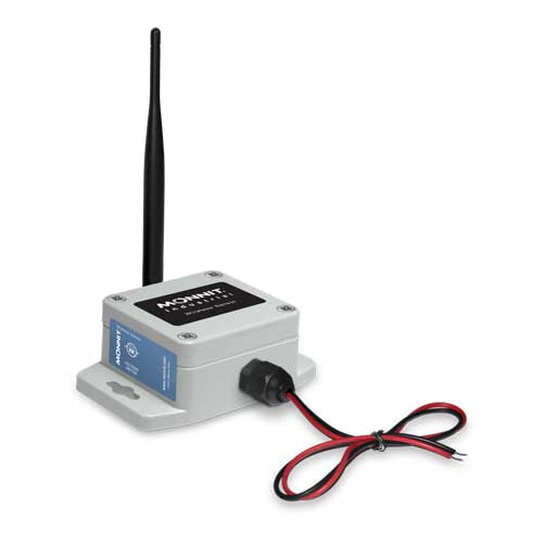 Monnit Industrial Wireless Voltage Meters - 0-1.2 VDC