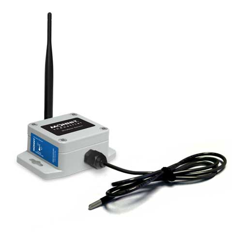 Monnit Industrial Wireless Water Temperature Sensor
