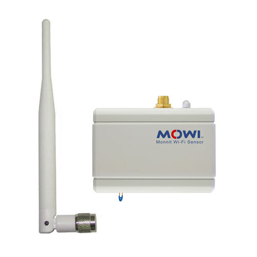 Monnit Wi-Fi Temperature Sensor with High Gain Antenna