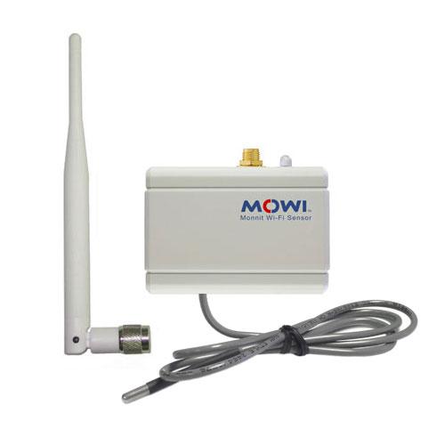 Wi-Fi Water Temperature Sensor with High Gain Antenna