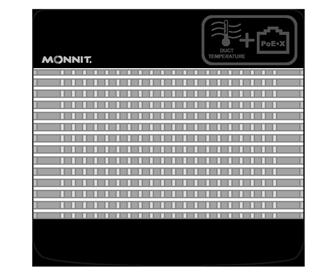 PoE•X Duct Temperature Sensor