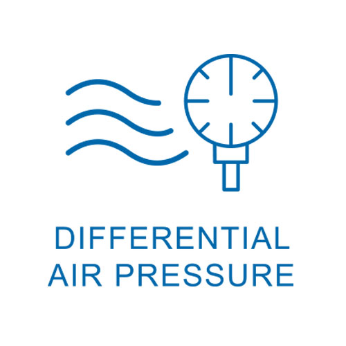 differential air pressure sensor