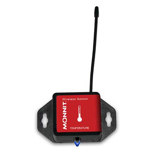 Monnit Wireless Temperature Sensor - Commercial Coin Cell Powered