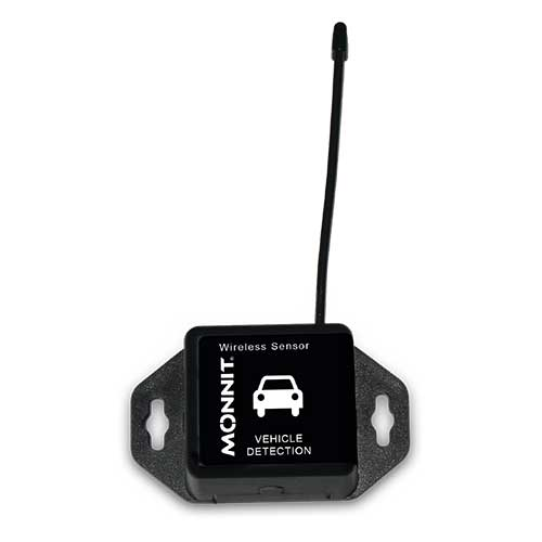 Monnit Wireless Vehicle Counters - Commercial Coin Cell Powered
