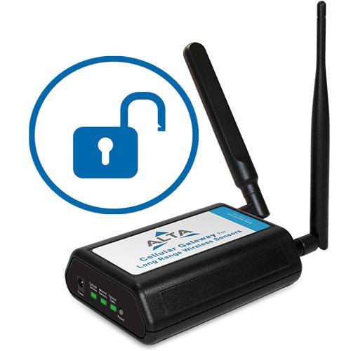 Wireless Gateway Unlock