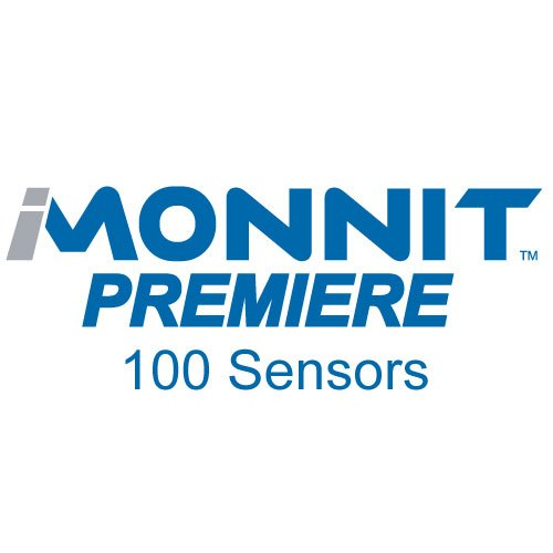 iMonnit Premiere license up to 100 sensors