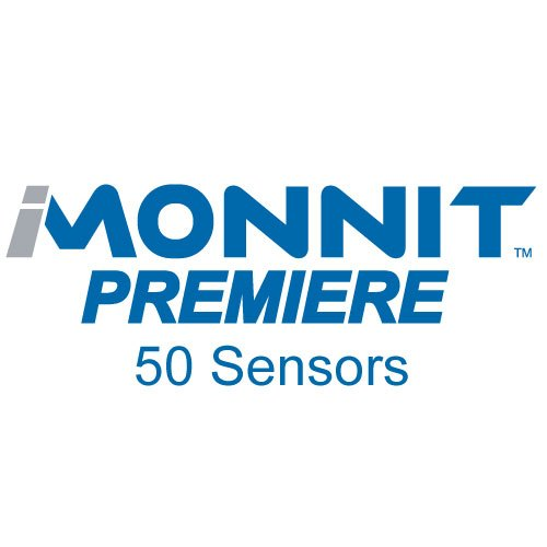 iMonnit Premeire license up to 50 sensors