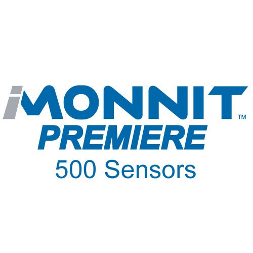 iMonnit Premeire license up to 500 sensors