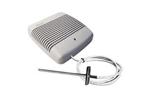 PoE duct temperature sensor