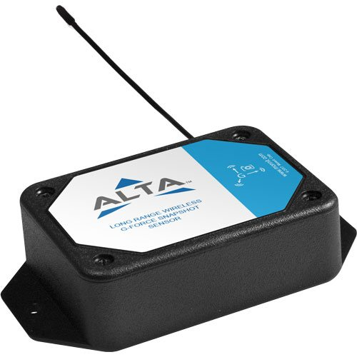 Wireless G-Force Snapshot Accelerometer - Commercial AA Battery Powered
