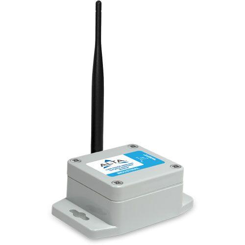 Industrial wireless g-force snapshot accelerometer sensor