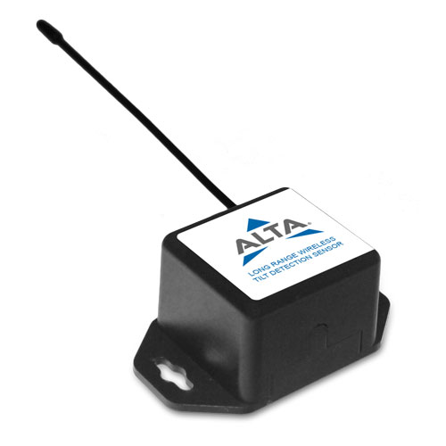 coin cell wireless tilt detection sensor