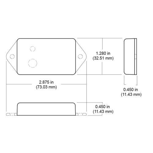 Coin cell button press sensor measurements