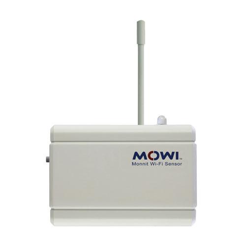 WiFi button press sensor