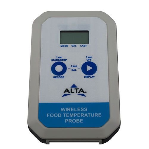 food probe sensor front view