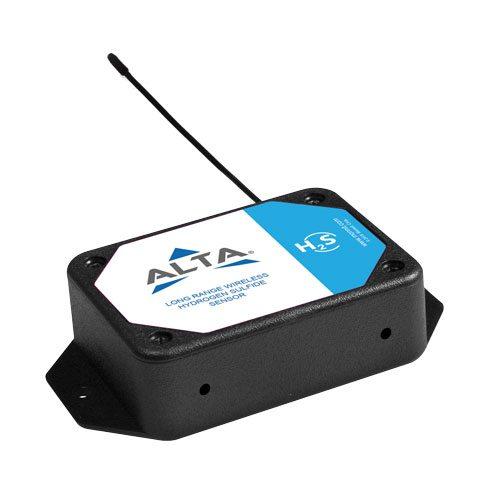 Wireless Hydrogen Sulfide (H2S) Gas Sensor