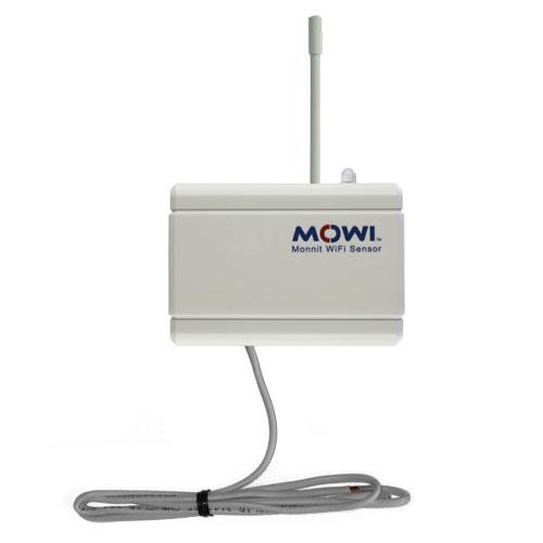 WiFi dry contact sensor