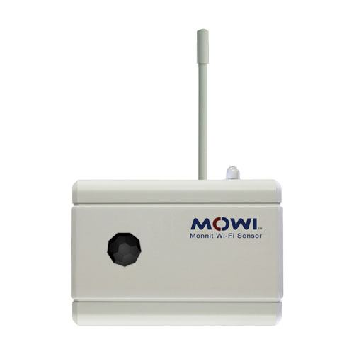 Wi-Fi infrared motion sensor