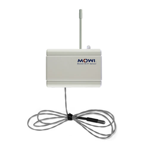 WiFi low temperature sensor