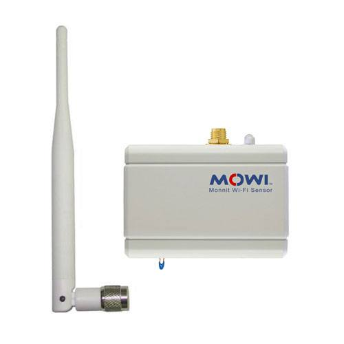 WiFi temperature sensor with RPSMA antenna connector