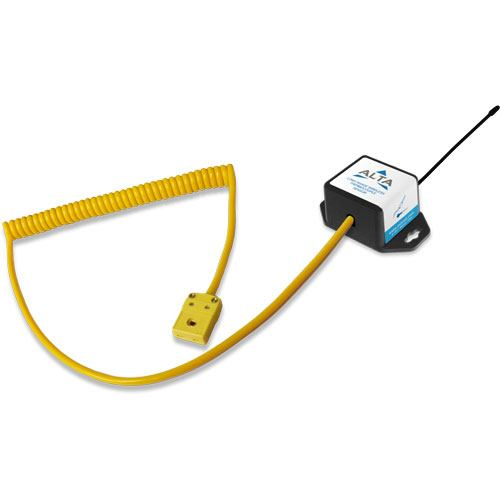 coin cell Type K thermocouple without probe