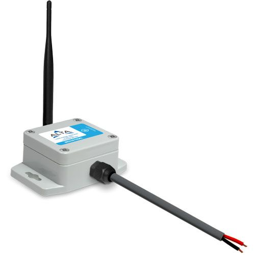 Industrial Wireless 200 VDC Voltage Meter
